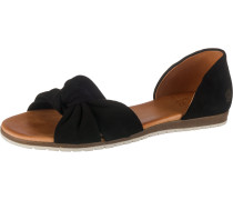 Sandale 'Chelsea' schwarz