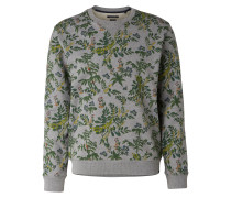 Sweatshirt grasgrün