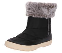 Snowboot 'juneau' grau / schwarz