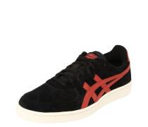 Sneaker rot / schwarz