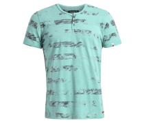 Shirt ' Tannik ' türkis