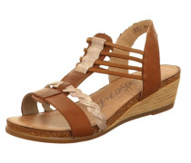 Sandale beige / braun