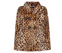 Jacke 'Catherine Coat Leo'