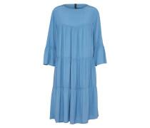 Oversize Kleid 'yassilvia' blau