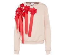 Sweatshirt 'rose Embellished'