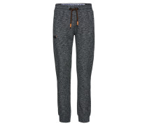 Jogginghose 'orange Label Hyper Pop' grau
