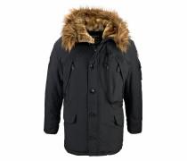 Jacke 'Polar' schwarz