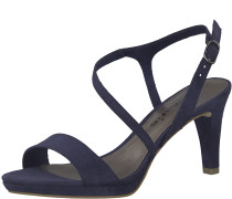 Sandale 'Sandal asymmetrisch' navy