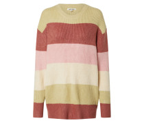 Pullover 'night Out' mischfarben / rosa