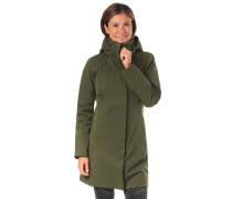 'Tres 3-in-1' Outdoorjacke oliv
