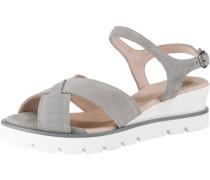 Sandalette 'Asta' grau