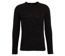 Pullover 'CN Donegal' schwarz