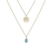 Halskette 'Boho' gold