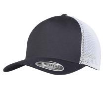 Cap '110 Trucker' schwarz / weiß