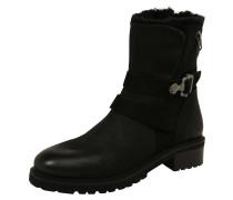Leder-Boots 'Liam' schwarz