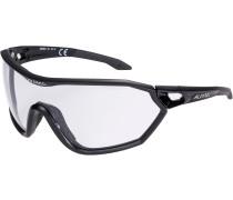S-Way VL+ Sportbrille schwarz