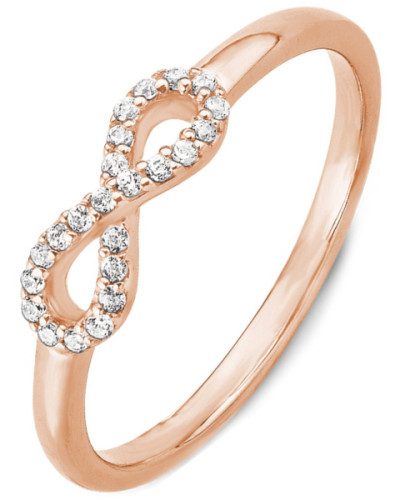 Ring mit Zirkonia »So1417/1-4«