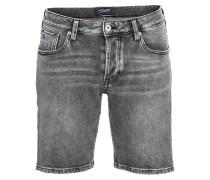 Shorts grey denim