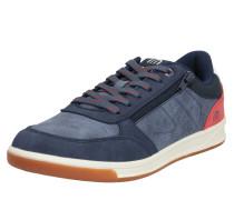 Sneaker 'roma' rot / blau / weiß