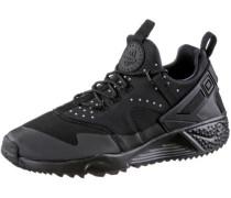 Sneaker 'Air Huarache Utility' schwarz