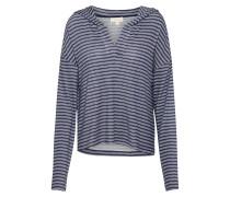 Shirt 'slounge' blau