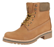 Boots camel