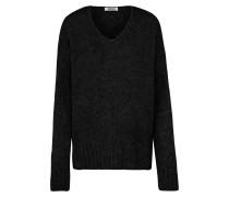 Oversized Pullover 'Lale' schwarz