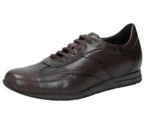 Sneaker 'Gebino' dunkelbraun