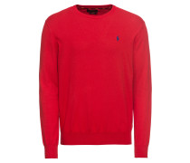 Pullover 'LS SF CN PP' rot