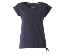 Shirt 'Minta' violettblau