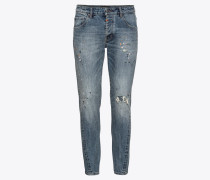 Jeans 'Billy the kid 9502 ripped' blue denim