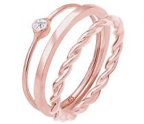 Ring Set rosegold