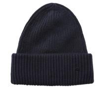 Mütze nachtblau