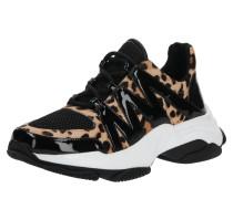 Sneaker 'Maximus' braun / schwarz