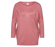 Sweater 'knit' rosé