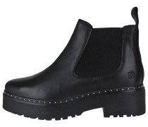 Ankle Boots 'Beverly' schwarz