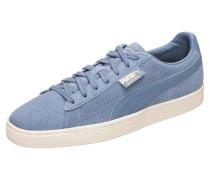 Sneaker 'Suede Classic Perforation' rauchblau