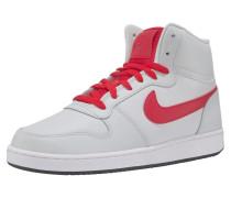 Sneaker 'Ebernon' grenadine / weiß