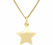 jewels Kettenanhänger »Stern« gold