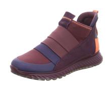 Sneaker rotviolett