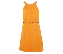 Kleid goldgelb