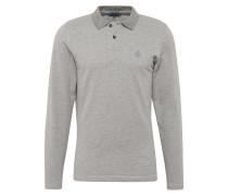 Poloshirts Gemustertes Langarm-Poloshirt