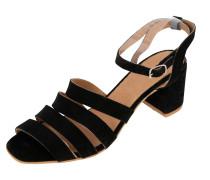 Sandale 'Paulette' schwarz