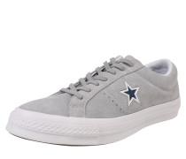 Sneaker 'one Star - OX' grau