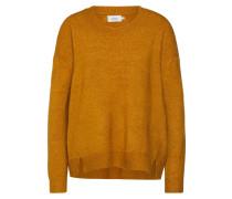 Pullover 'new Miramar L/S Pullover' gelb