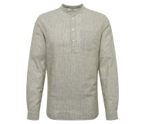Hemd 'caiden LS Stripe Half Placket Shirt'