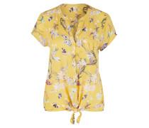 Bluse limone / mischfarben