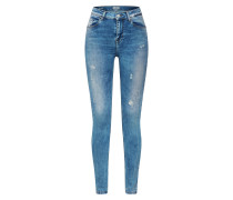 Jeans 'amy' blue denim