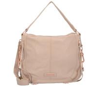 Handtasche 'Zipporosso' puder