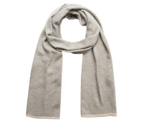 Schal beige / grau / greige